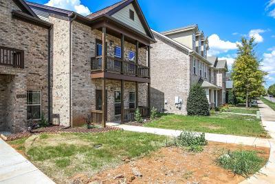 Murfreesboro Single Family Home For Sale: 2178 Cason Ln