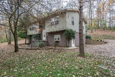 Sparta Single Family Home Under Contract - Not Showing: 412 S Fork Rd