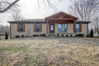 Clarksville Single Family Home For Sale: 2158 Post Rd