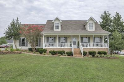 Marshall County Single Family Home For Sale: 2502 Venus Ct