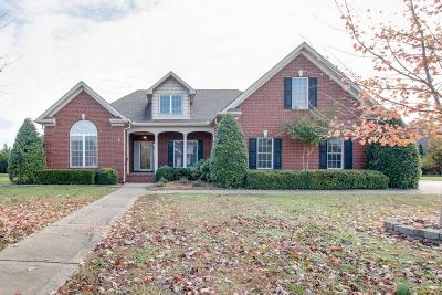 Murfreesboro Single Family Home For Sale: 2636 Marilyn Ct