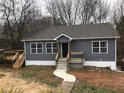 Montgomery County Single Family Home For Sale: 1524 Cherry Tree Dr