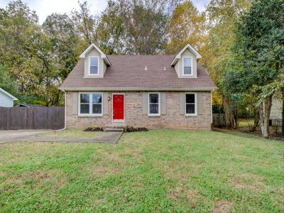 Montgomery County Single Family Home Under Contract - Not Showing: 3452 Arvin Dr