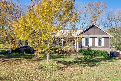 Columbia  Single Family Home For Sale: 1400 Manor Rd