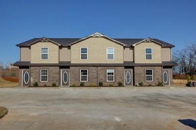 Clarksville Rental For Rent: 975 Big Sky Dr. Unit B #B