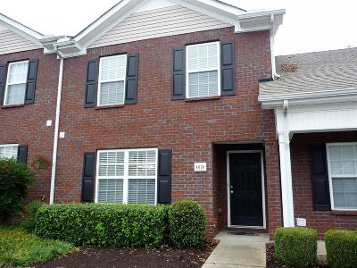 Condo/Townhouse Sold: 4024 George Buchanan Dr