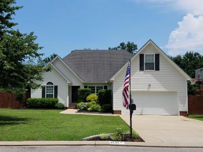 Murfreesboro Single Family Home For Sale: 3545 Stevens Bend Dr