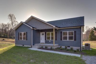 Dickson Single Family Home For Sale: Saw Mill Road - Lot 2