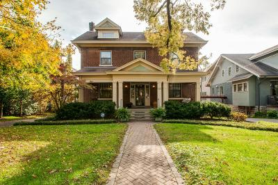 Nashville Single Family Home Under Contract - Not Showing: 2007 Linden Ave