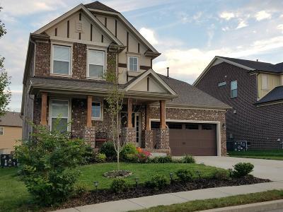 Thompsons Station  Single Family Home For Sale: 2024 Devonwood Ln