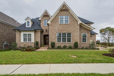 Nolensville Single Family Home Under Contract - Showing: 113 Telfair Ln. Lot #4