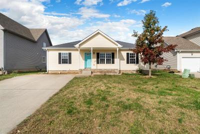 Montgomery County Single Family Home For Sale: 521 Fox Trot Dr