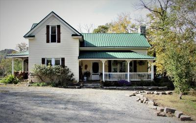 Marshall County Single Family Home For Sale: 6325 Delina Rd