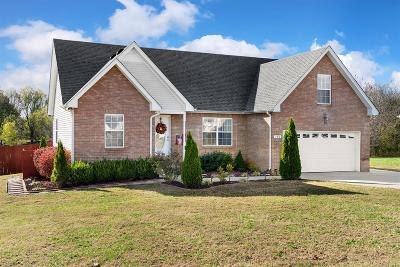 Clarksville Single Family Home For Sale: 782 Fire Break Dr