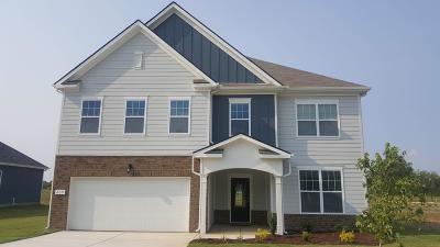 Lebanon Single Family Home For Sale: 209 Princeton Drive Lot 44