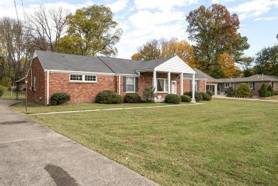 Nashville Single Family Home For Sale: 632 Farrell Pkwy