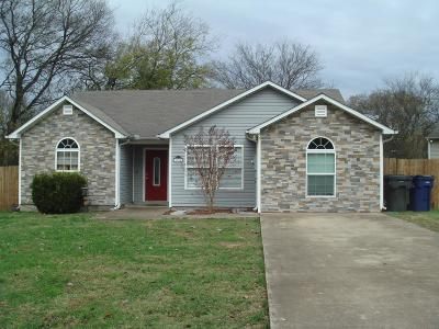 Columbia  Single Family Home Under Contract - Showing: 1901 Fieldstone Dr