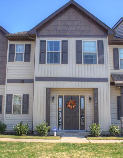Murfreesboro Single Family Home For Sale: 528 El Dorado Dr