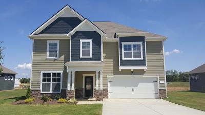 Lebanon Single Family Home For Sale: 205 Princeton Drive Lot 46