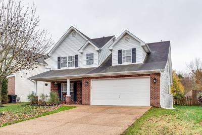 Franklin Single Family Home For Sale: 3259 Dark Woods Dr
