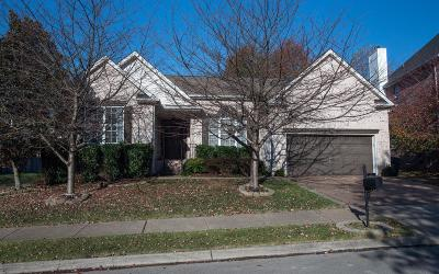 Franklin Single Family Home Under Contract - Showing: 414 Galloway Drive