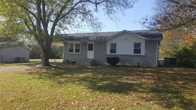 Murfreesboro Single Family Home For Sale: 2802 Greenview Dr
