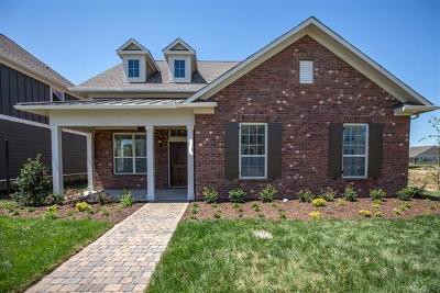 Hendersonville Single Family Home For Sale: 15600 Drakes Creek