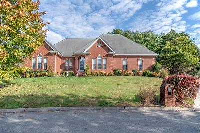 Cookeville Single Family Home For Sale: 673 Canter Ln