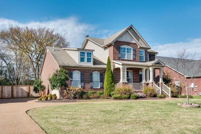 Spring Hill Single Family Home For Sale: 2002 Morton Dr