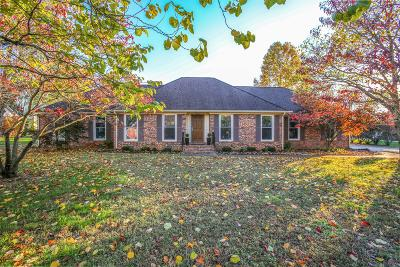 Murfreesboro Single Family Home Under Contract - Showing: 307 Regal Dr