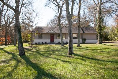 Madison Single Family Home For Sale: 1012 Neelys Bend Rd