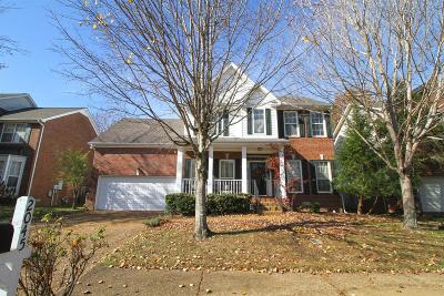 Franklin TN Single Family Home For Sale: $379,000
