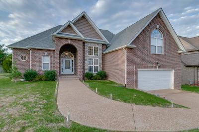 White House Single Family Home For Sale: 105 Landons Cir