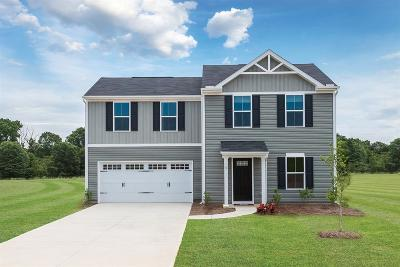 Lavergne Single Family Home Under Contract - Not Showing: 100 Norwich Ct Lot 7001