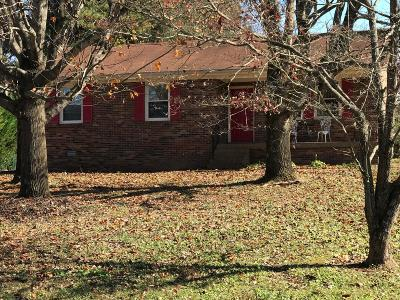Pleasant View Single Family Home Under Contract - Showing: 111 Creekview Dr
