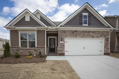Clarksville Single Family Home For Sale: 1003 Terraceside Cir- Lot 93
