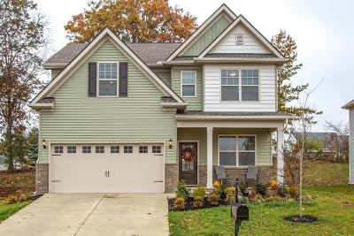 Spring Hill Single Family Home For Sale: 1052 Keeneland Dr.