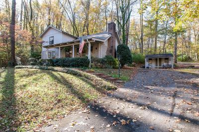 Nashville Single Family Home Under Contract - Not Showing: 7424 Huntwick Trl