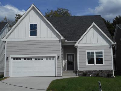Murfreesboro Single Family Home For Sale: 4128 Stark St