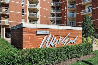 Nashville Condo/Townhouse For Sale: 110 31st Ave N #502