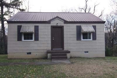 Clarksville Rental For Rent: 1316 Sunnyview Drive