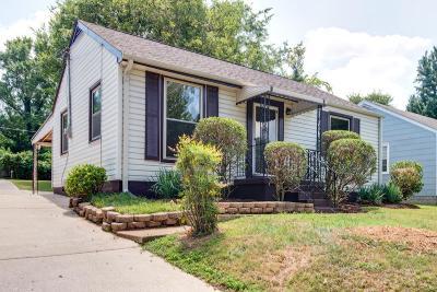 Brentwood, Franklin, Nashville, Nolensville, Old Hickory, Whites Creek, Burns, Charlotte, Dickson Single Family Home For Sale: 5419 Oakmont Cir