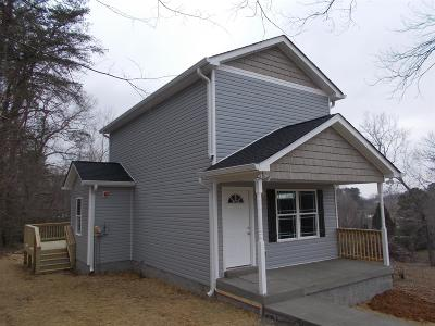 Ashland City Single Family Home For Sale: 6 Maple Drive