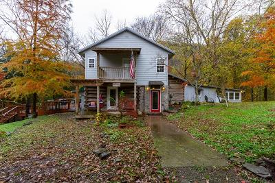Woodbury Single Family Home Under Contract - Not Showing: 1967 Wilson Hollow Rd