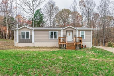 White Bluff TN Single Family Home Under Contract - Showing: $154,000