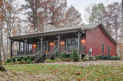 Franklin Single Family Home For Sale: 6020 Serene Valley Pvt Trl