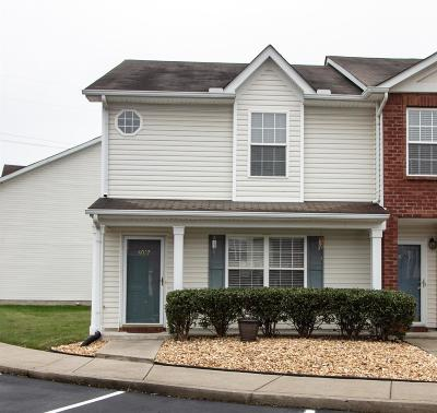 Lavergne Condo/Townhouse Under Contract - Not Showing: 6017 Sagi Cir