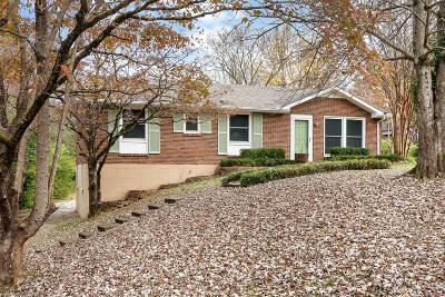 Clarksville Single Family Home For Sale: 313 Hilldale Ln