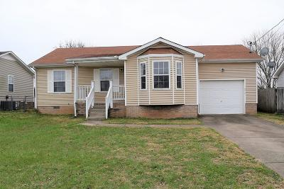 Oak Grove Rental Under Contract - Not Showing: 217 Waterford Drive