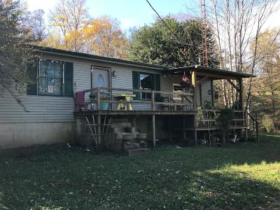 Bedford County Single Family Home For Sale: 215 Lazy Branch Rd